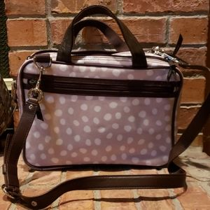 Thirty One Double Zip Cosmetic Bag